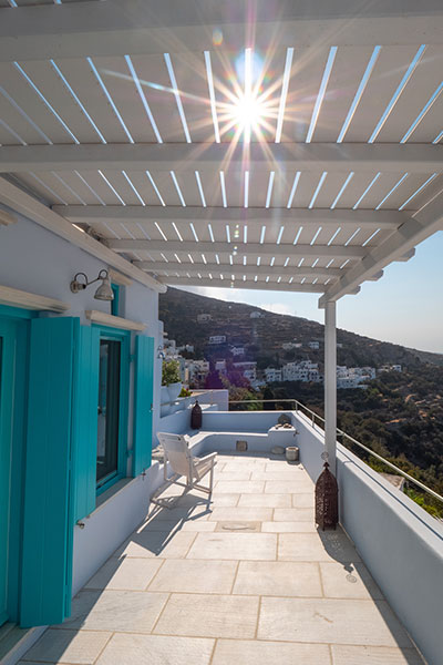 Unique Vacation Rentals on Tinos Island tinos rent a house